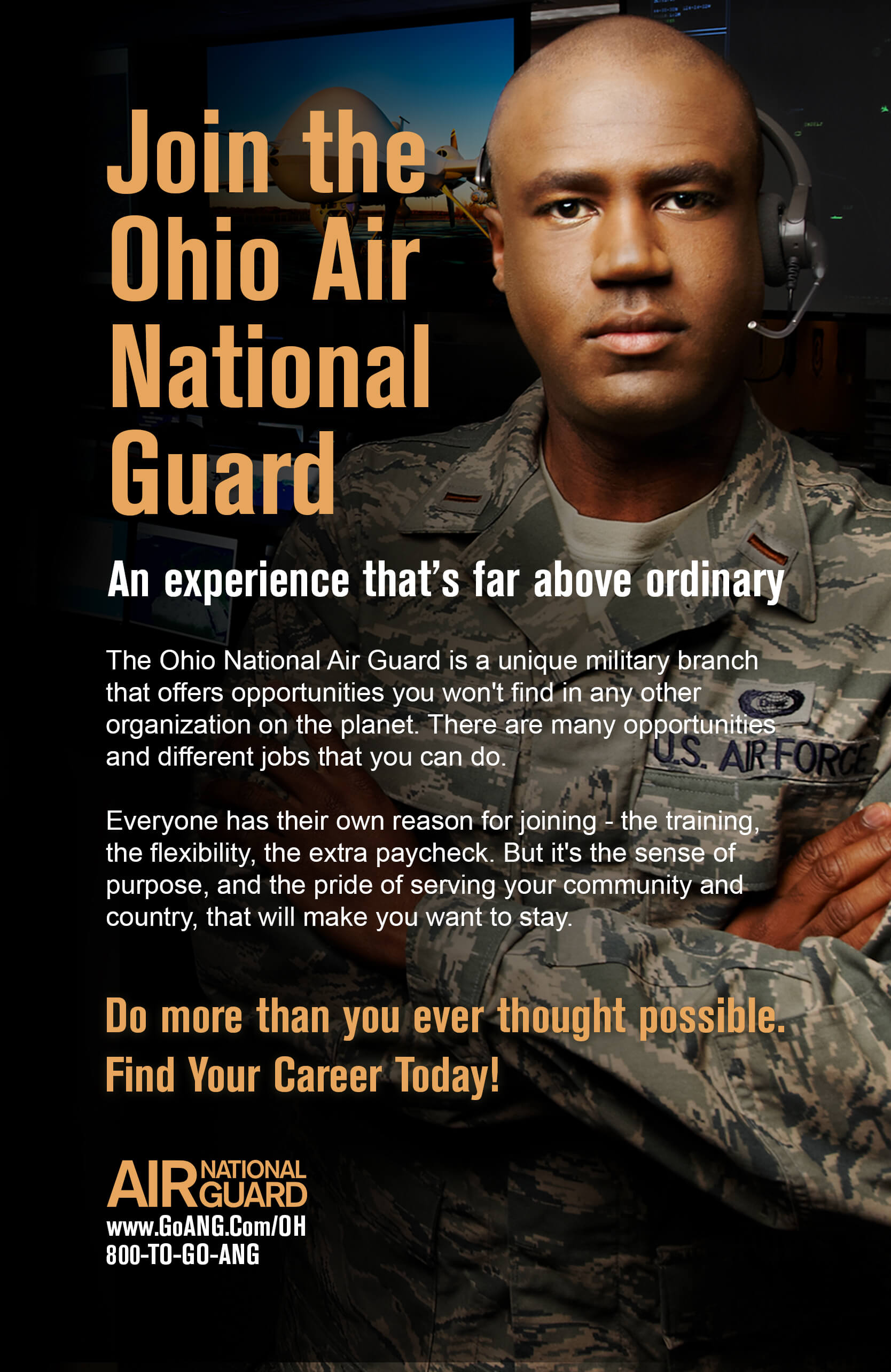 Ohio Air National Guard Flyer