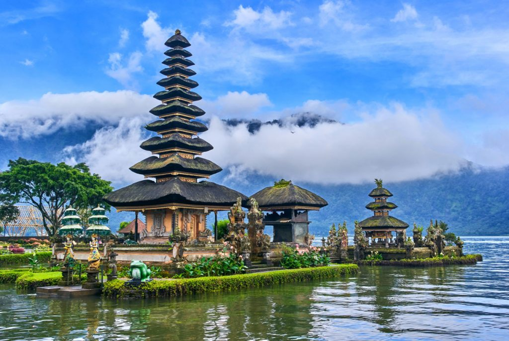 business travel in a pandemic - bali