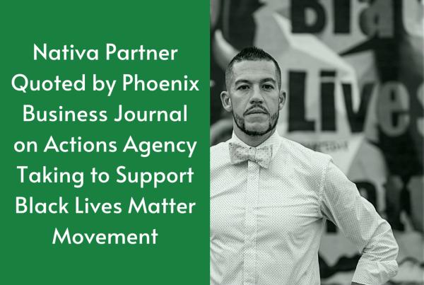agency support of black lives matter