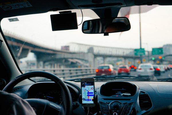 rideshare apps used by diverse audiences