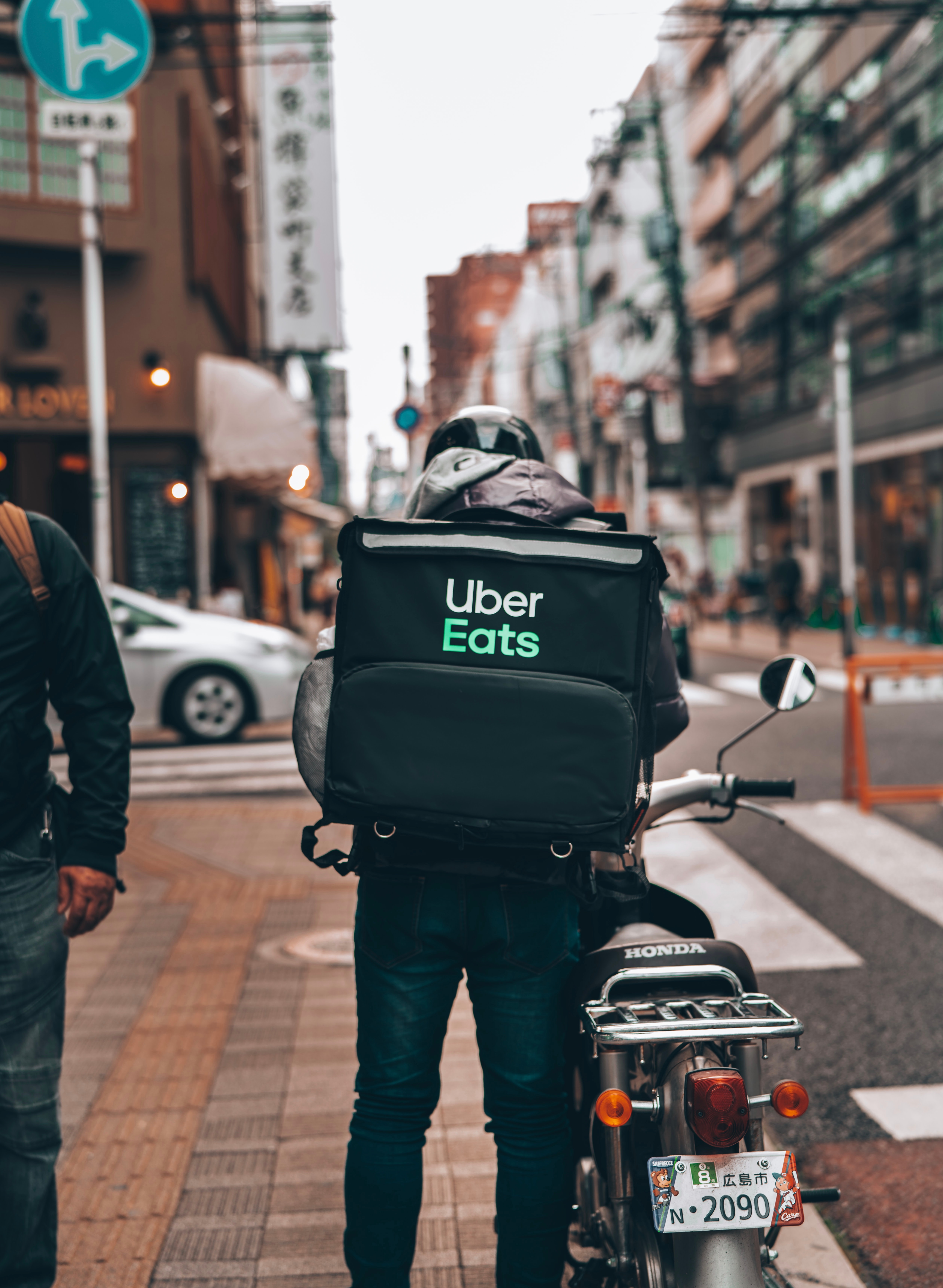 food delivery apps among diverse audiences