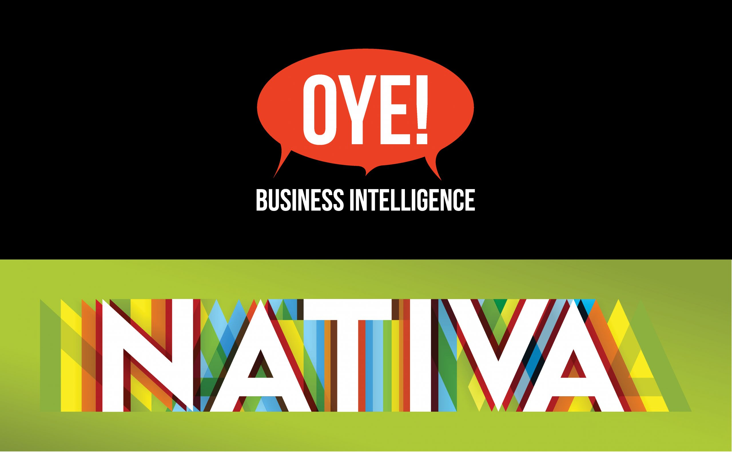 The original logos for both Nativa & O.Y.E. It was at this point that our journey as a cross-cultural marketing agency truly began.